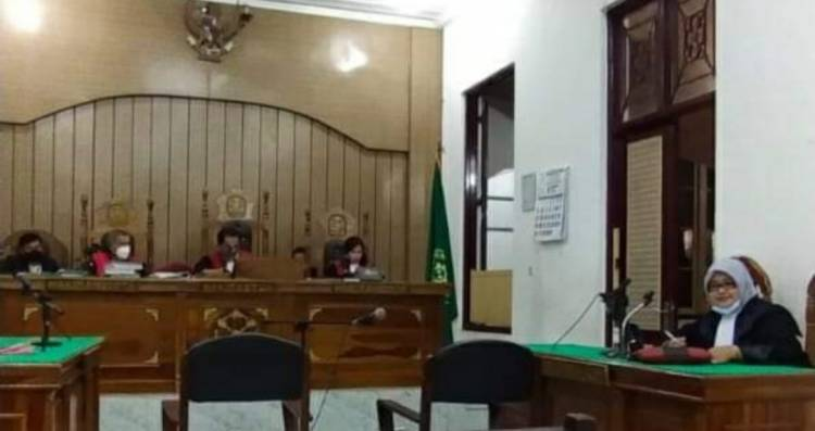Napi Lapas Tanjunggusta Medan Divonis Mati