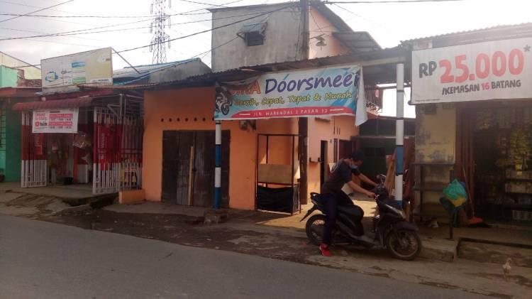 Rumah Warga Di Pasar XII Diduga Basis Peredaran Narkoba