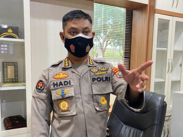 Poldasu Pulangkan Camat, Kades dan Sekdes yang Ditangkap OTT