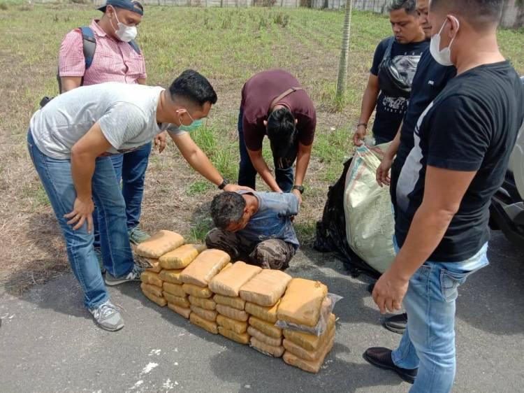 30 Kg Ganja asal Blangkejeren Gagal Beredar di Medan